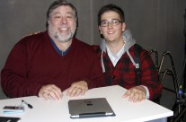 Woz & I with the iPad