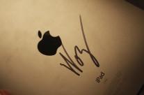 Signed iPad
